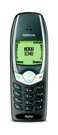Nokia 6340
