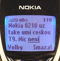 FW s českou T9 pro starší Nokie