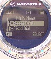 Motorola V70