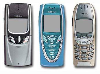 Vícepásmové telefony