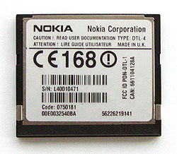 Nokia Bluetooth Connectivity Card