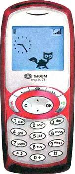 Sagem my X-3