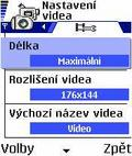 Displej telefonu Nokia 7610
