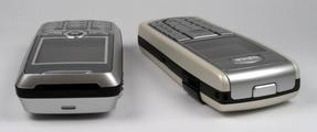 Srovnání Nokie 6230 a Sony Ericssonu K700