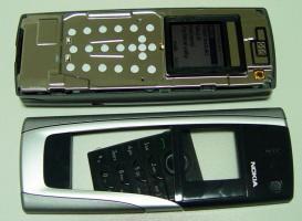 Nokia 9500 otevřená zepředu