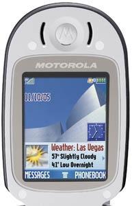 Motorola Screen3