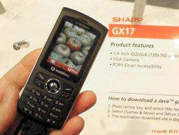 3GSM Sharp