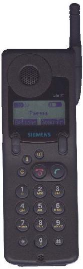 Siemens S6 - foto