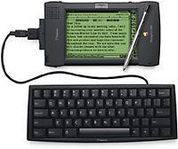 Apple MessagePad 2100 s klávesnicí