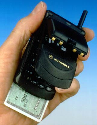 Motorola SmartCardPhone