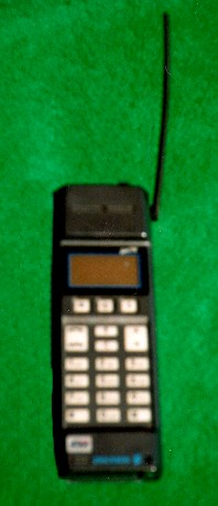 Ericsson GH174, omlouvám se za nepříliš kvalitní obrázek, ale co můžete chtít po laciném automatu.