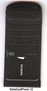 Nokia CardPhone - to nahoře je anténka...