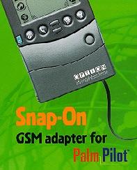 Snap-On, GSM adapter pro PalmPilota