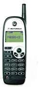 Motorola d520 v černém hávu