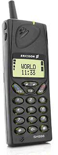 Ericsson SH888 - jako by z oka vypadl 688