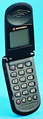 Motorola Serie V - tak takhle vypadá její prototyp
