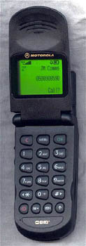 Motorola V 3688 - GSM verze.