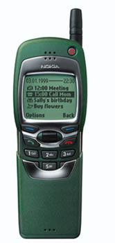 Nokia 7110 s kalendářem