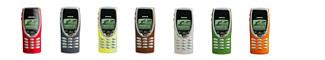 Nokia 8210 - Barvičky, barvičky, kdopak vám dal pastelky...
