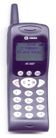 Sagem RC 922